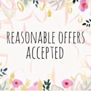 Handbags - Reasonable offers accepted! Save 20% on bundles 💕